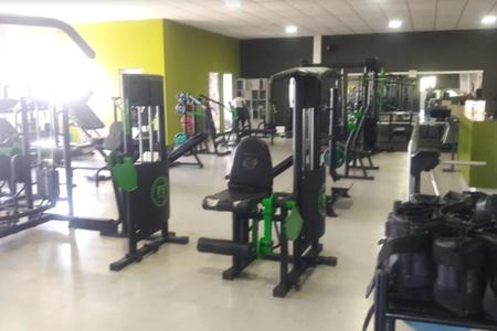 Academia Three Fitness -