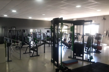 Academia Three Fitness