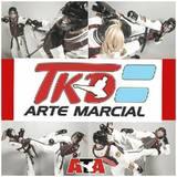 Tkd Arte Marcial Campana 2 - logo