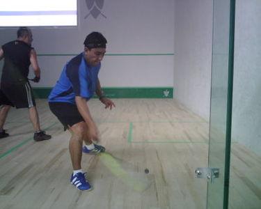 Squash Neftali Queretaro