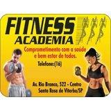 Academia Fitness Santa Rosa De Viterbo - logo