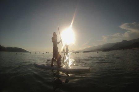 Eco Paddle Standup e Caiaque