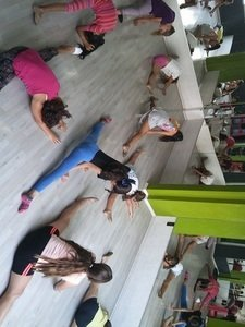 Dance Fit Estadio -