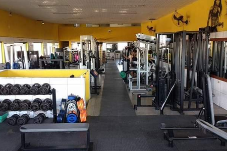 Energy Fitness Academia -