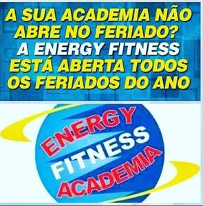 Energy Fitness Academia