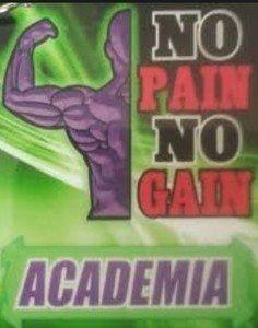No Pain No Gain Fitness