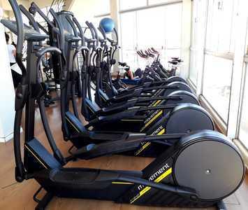 Academia Corpus Gym -