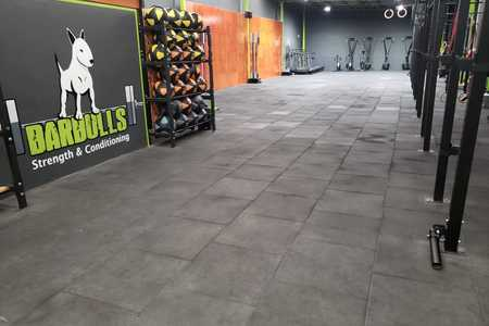 Barbulls strength and conditioning