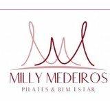 Milly Medeiros Pilates E Bem Estar - logo