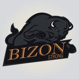 Bizon Strong Academia - logo