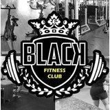 Black Fitness Club - logo