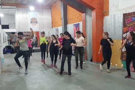 Bayres Center Gym -
