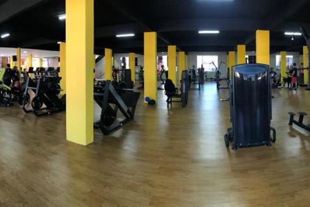 Academia Fitness Club Cariacica -