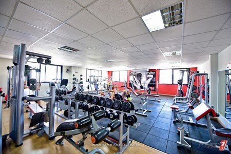 Projetto 1 Fitness -
