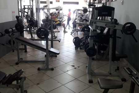 Gym Aleixo - Sales Oliveira