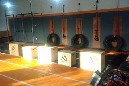 Movimento Cross Training -