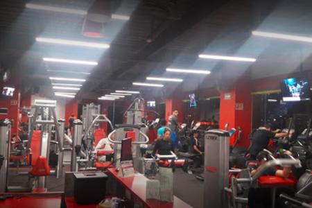 Snap Fitness Tecnologico -