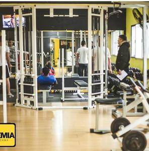 Academia Gym Fit -