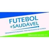 Futebol + Saudável - logo