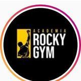 Academia Rocky Gym - logo