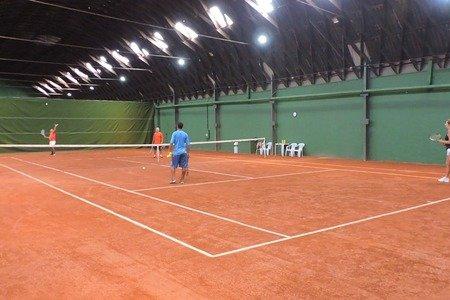 Open Quadra de Tênis -