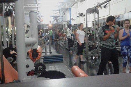 Recanto Fitness -