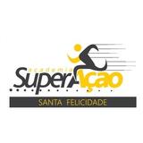 Academia SuperAção - Santa Felicidade - logo