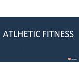 Atlhetic Fitness. - logo
