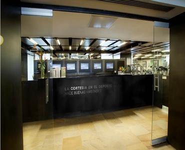 Hilton México City Reforma – Spa Alameda