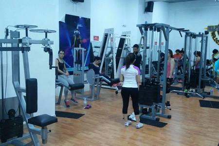 Waldos Fitness Merida