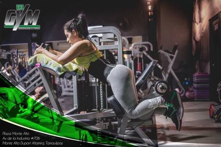 The Gym Bodyboulding and Fitness