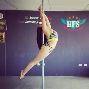 Shakti Pole Dance -