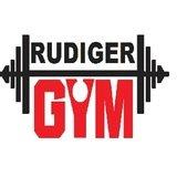 Rudiger Gym - logo
