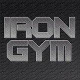 Iron Gym Autlan - logo