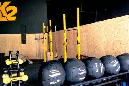Academia K2 Fitness - Bingen -