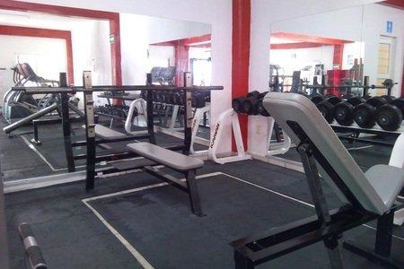 Senshi Fitness gym -