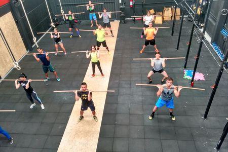 MUVe CrossFit Jundiaí