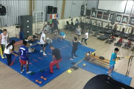 Academia Force Gym -
