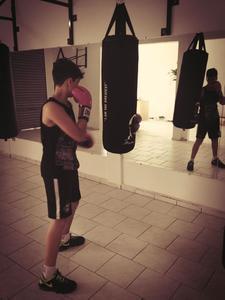 Studio Billy Boxing
