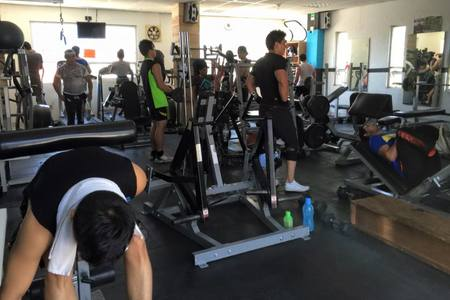 German´s Gym San Lazaro -