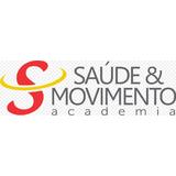 Academia Saúde & Movimento - logo