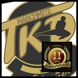 Tkd Arte Marcial Maschwitz - logo