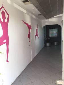 Be Barre Fitness Room Cuahutemoc Sur -