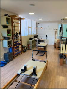 Pilates Corpo & Equilíbrio -