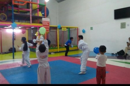 Escuela Taekwondo Kyeongju Onofre Potrero BB -
