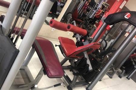 Max Corpus Fitness Academia -