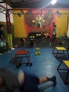 Spartacus Crosstraining & Weightlifting