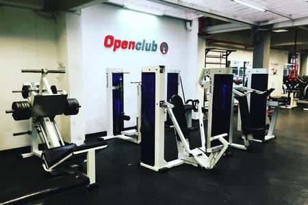 Open Club Cañitas -
