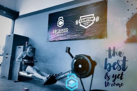 Colossus Crossfit Cancún -