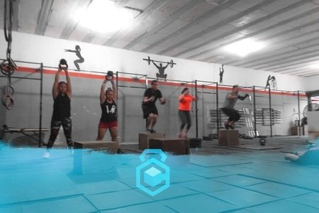 Colossus Crossfit Cancún